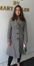 Load image into Gallery viewer, Elisabeth Fit & Flair Coat - 100% Pure Merino Wool