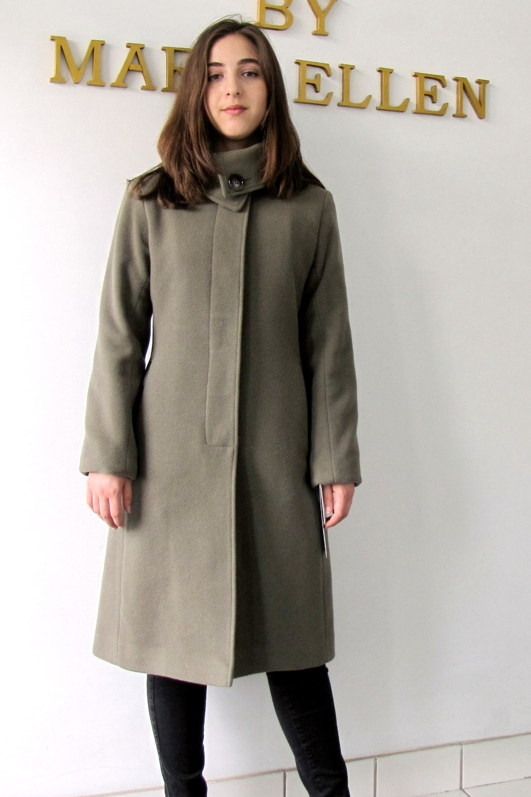 Francesca Coat - Cashmere & Wool Blend