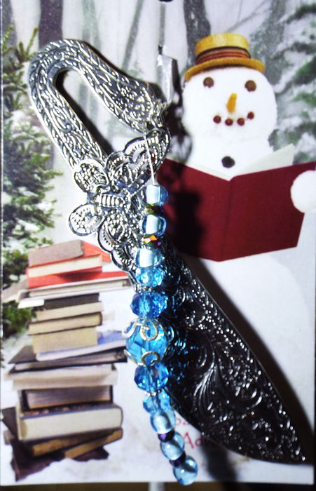 Book Bling Butterfly