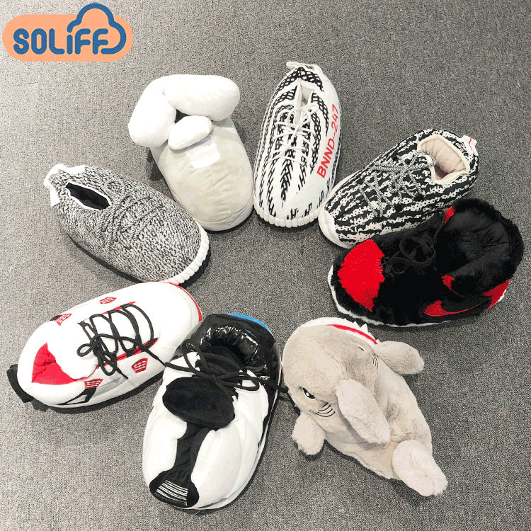 Wholesale New Design Yeezy House Slippers Shoes For Men