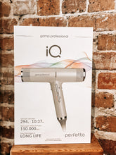 Load image into Gallery viewer, IQ Perfetto Hair Dryer by Gama