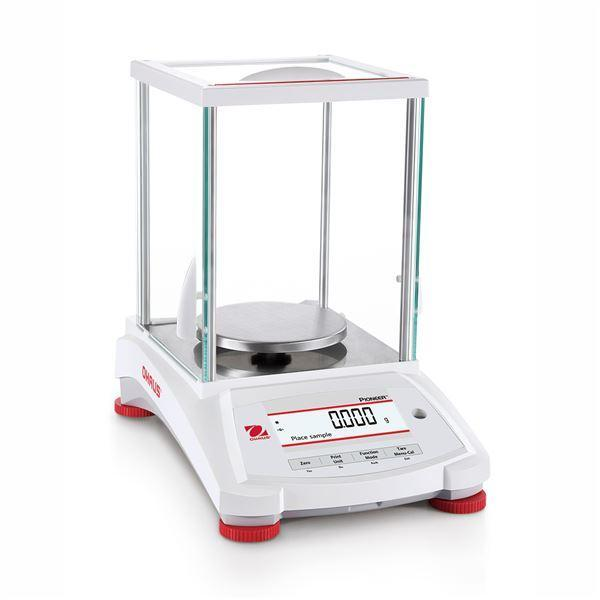 Ohaus PX523/E Pioneer Precision Balance (replacement for PA523), 520 g Capacity, 0.001 g Readability