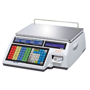 CAS CL5500B-60NE Label Printing Scale
