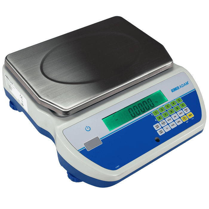 Adam Equipment CKT 4 Cruiser Bench Checkweighing Scales, 4000 g Capacity, 0.1 g Readability