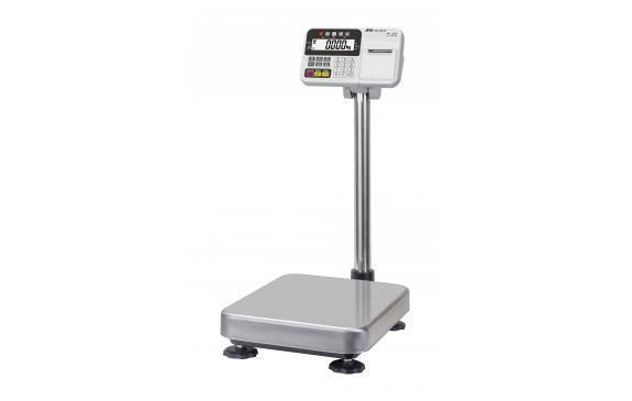 AND Weighing HW-60KCP PLATFORM SCALE with PRINTER (60kg x 0.005kg)