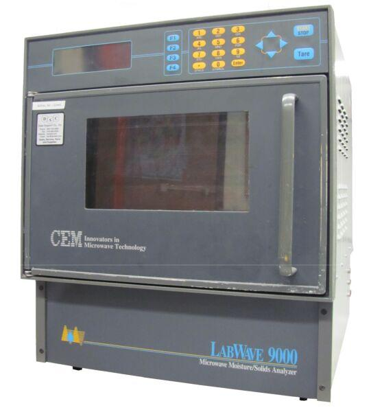 CEM Labwave 9000 Microwave Moisture Analyzer For Rent