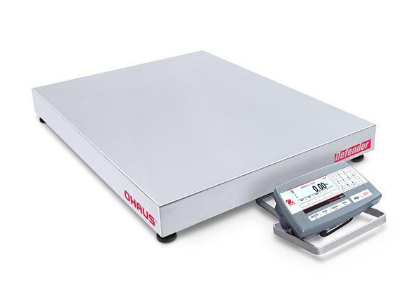 Ohaus D52P250RQV5 DEFENDER 5000 - D52 Bench Scale, 500 g Capacity,  g Readability