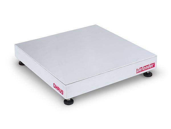 Ohaus D5WQS DEFENDER 5000 STAINLESS STEEL BASES, 10 g Capacity,  g Readability