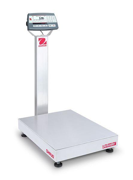 Ohaus D52P50RTX2 DEFENDER 5000 - D52 Bench Scale, 100 g Capacity,  g Readability