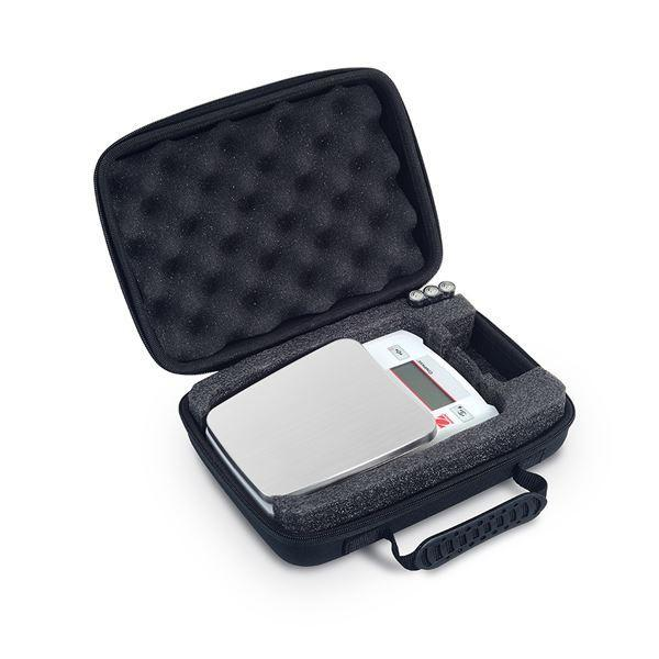 Ohaus CX5200F COMPASS CX Energy-Efficient Portable Scale Suitable for Workplace and in-the-Field Weighing, 5200 g Capacity,  g Readability