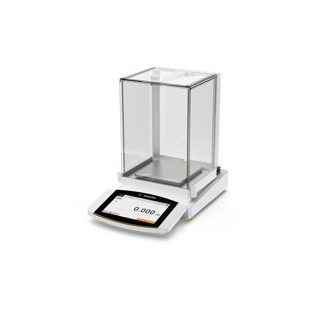 Sartorius MCA2203SR-S00 Cubis-II Precision Balance, MCA User Interface, 2200 g Capacity, g Readability