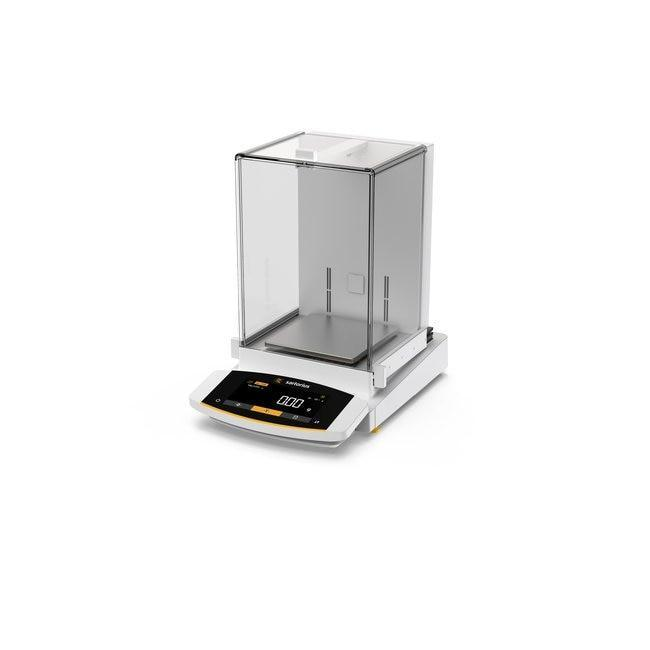 Sartorius MCE524S-2S00-I Cubis II Analytical Balance, MCE User Interface, 520 g Capacity, g Readability