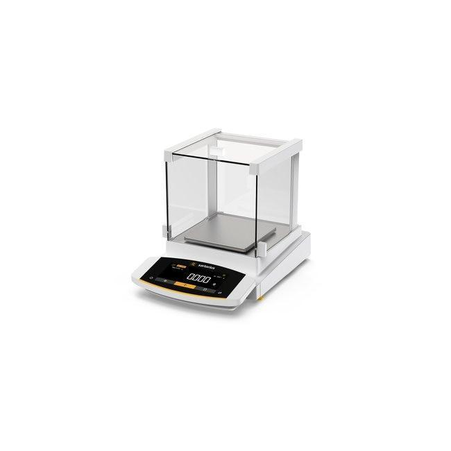 Sartorius MCE5203P-2S00-E Cubis II Precision Balance, MCE User Interface, 5200 g Capacity, g Readability