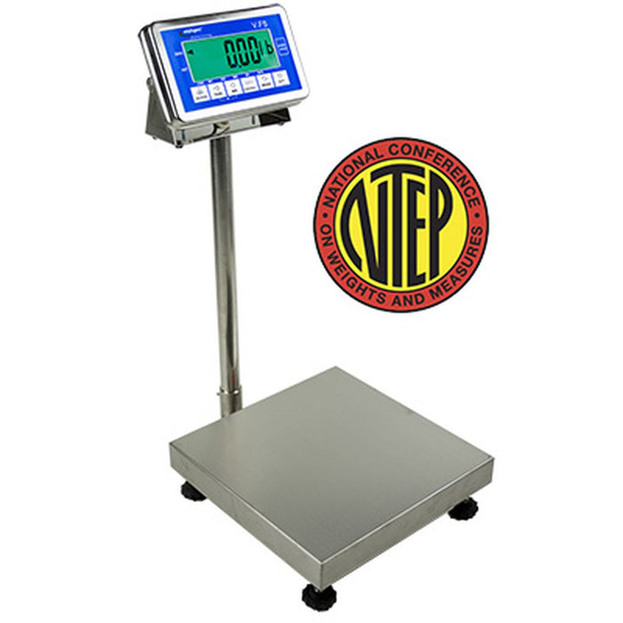 Intelligent Weighing TitanH 200-24 Bench Scale, 200 lb x 0.05 lb