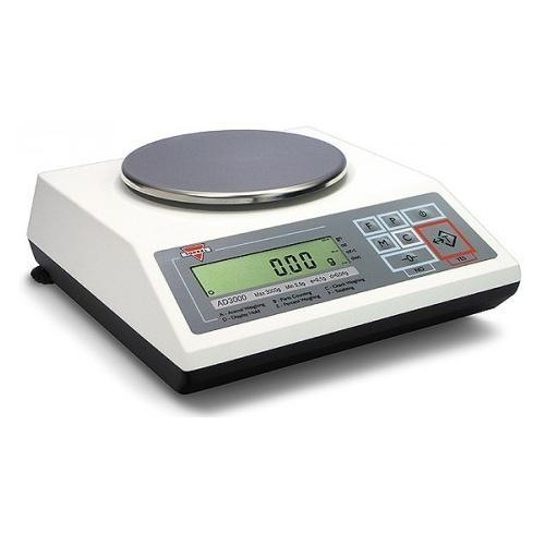 Torbal AD2200 LCD Precision Balance w/ RS232, USB, Clock, Backlit, 220 g Capacity,  g Readability