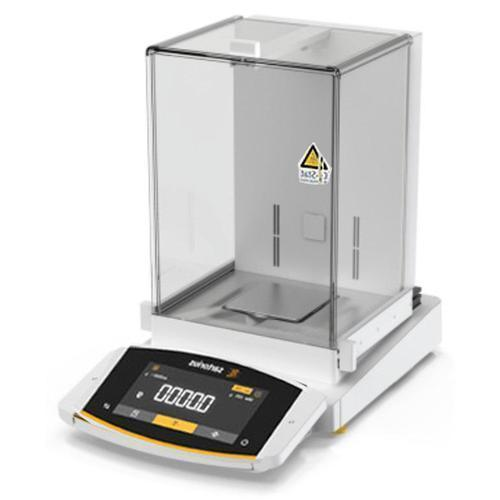 Sartorius MCE224S-2S00-I Cubis II Analytical Balance, 220 g Capacity,  g Readability