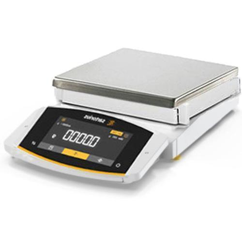 Sartorius MCE1202S-2S00-0 Cubis-II Precision High-Capacity Balance, MCE User interface, 1200 g Capacity,  g Readability