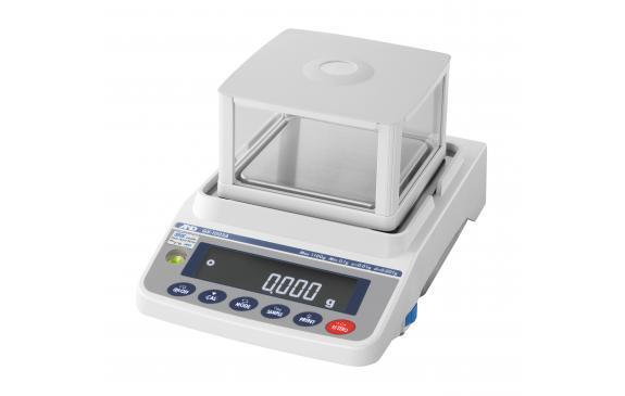 AND Weighing GX-203A Precision Balance, 1 g Capacity, 0.001 g Readability
