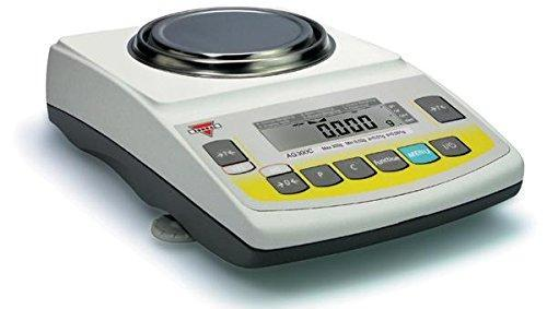 Torbal AGC3000 Advanced Series Precision Balance, 3000 g Capacity, g Readability