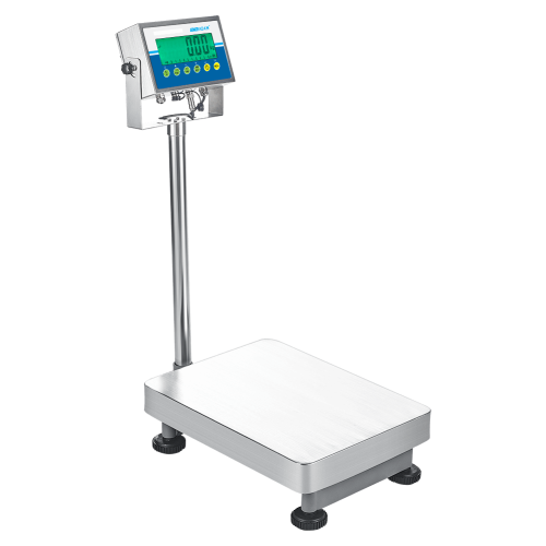 Adam Equipment AGF 660a Floor Scale, 660 g Capacity, 0.02 g Readability