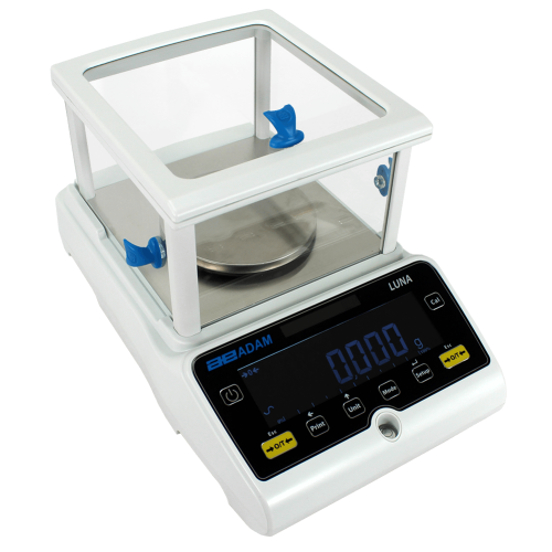 Adam Equipment LPB 223i Precision Balance, 1 g Capacity, 0.001 g Readability