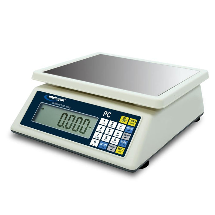 Intelligent Weighing PC-A 3001 Precision Laboratory Balance, 7 g Capacity, 0.1 g Readability
