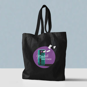 Trash Tote Bag