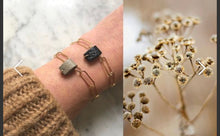 Afbeelding in Gallery-weergave laden, Lisa lapelle armband ROSA BE YOU - COGNAC