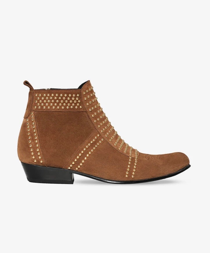 Anine Bing Charlie boots camel