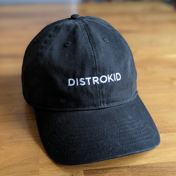 DistroKid Dad Hat