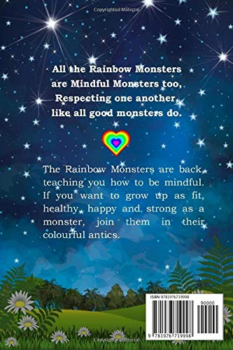 Mindful Monsters: (Book Two Rainbow Monsters) by Sylva Fae