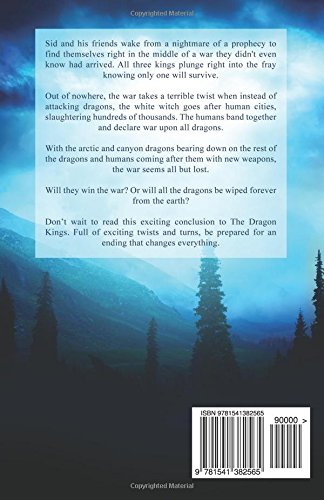 The Kings: Book FIVE (The Dragon Kings) by Kimberly Loth