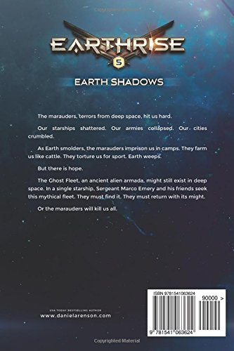 Earth Shadows: Book FIVE (Earthrise) by Daniel Arenson