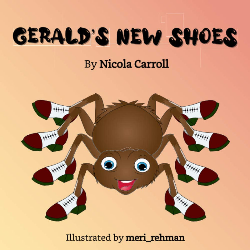 Gerald's New Shoes by Nicola Carroll