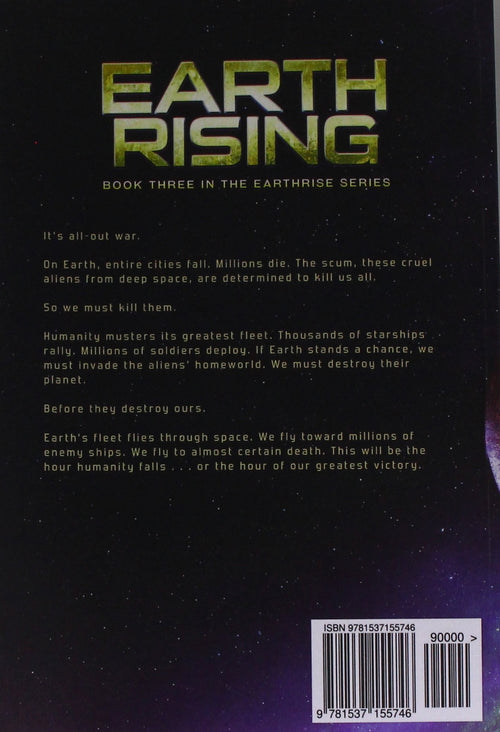 Earth Rising: Book THREE (Earthrise) by Daniel Arenson