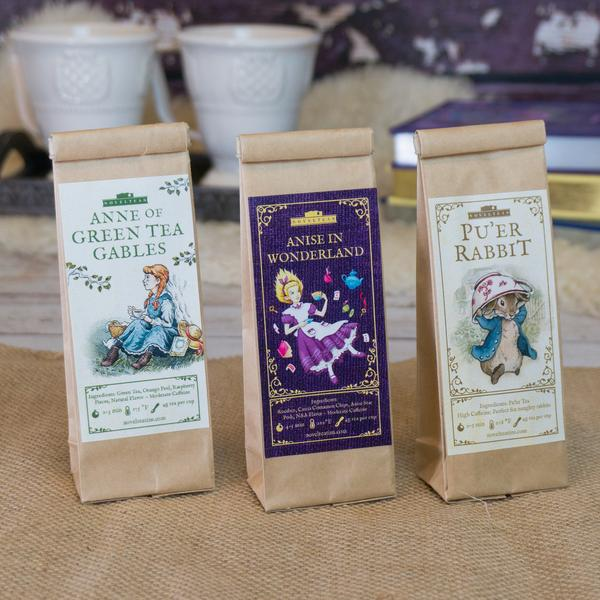Novelteas Sampler Packages