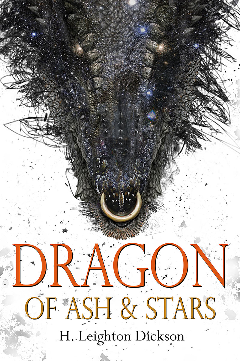 Dragon of Ash & Stars: The Autobiography of a Night Dragon by H Leighton Dickson