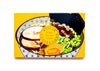 ALICJA CONFECTIONS CHOCOLATE POSTCARD - RAMEN BOWL