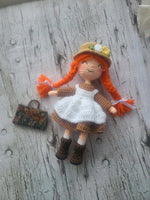 Amigurumi Anne of Green Gables Doll SPECIAL edition by Forever Dream Dolls