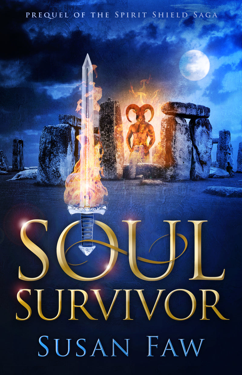 Soul Survivor: Prequel (The Spirit Shield Saga) by Susan Faw