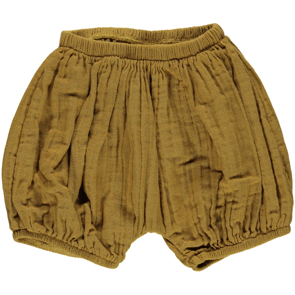 Poudre Organic Muslin Cotton Bloomers - Cassonade
