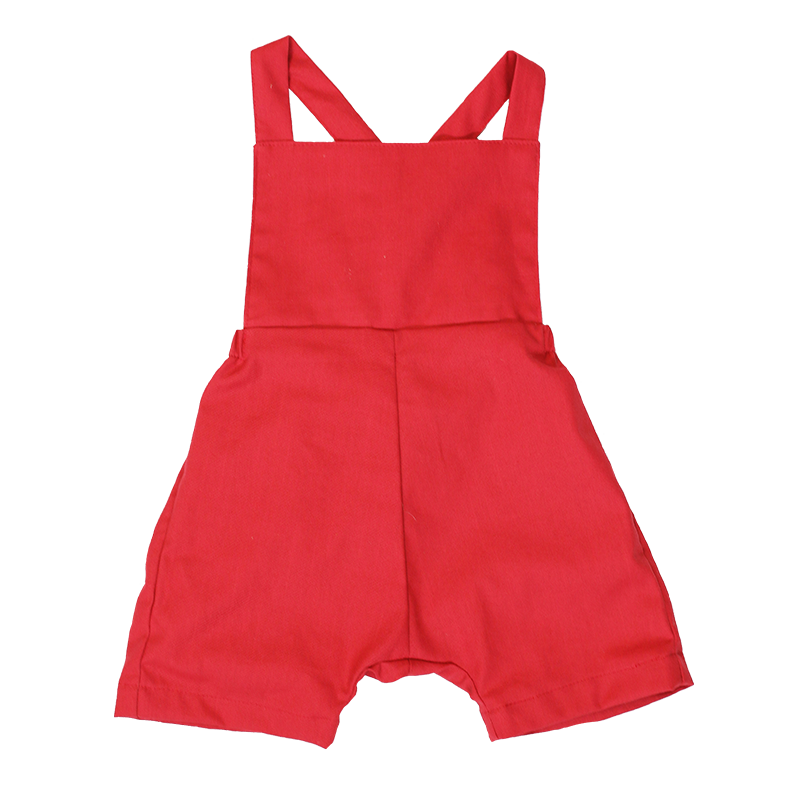 Hubble & Duke Jimmy Romper