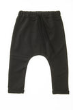 Mingo Basic Harem Pants - Black