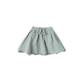 Rylee + Cru Mini Skirt - Seafoam