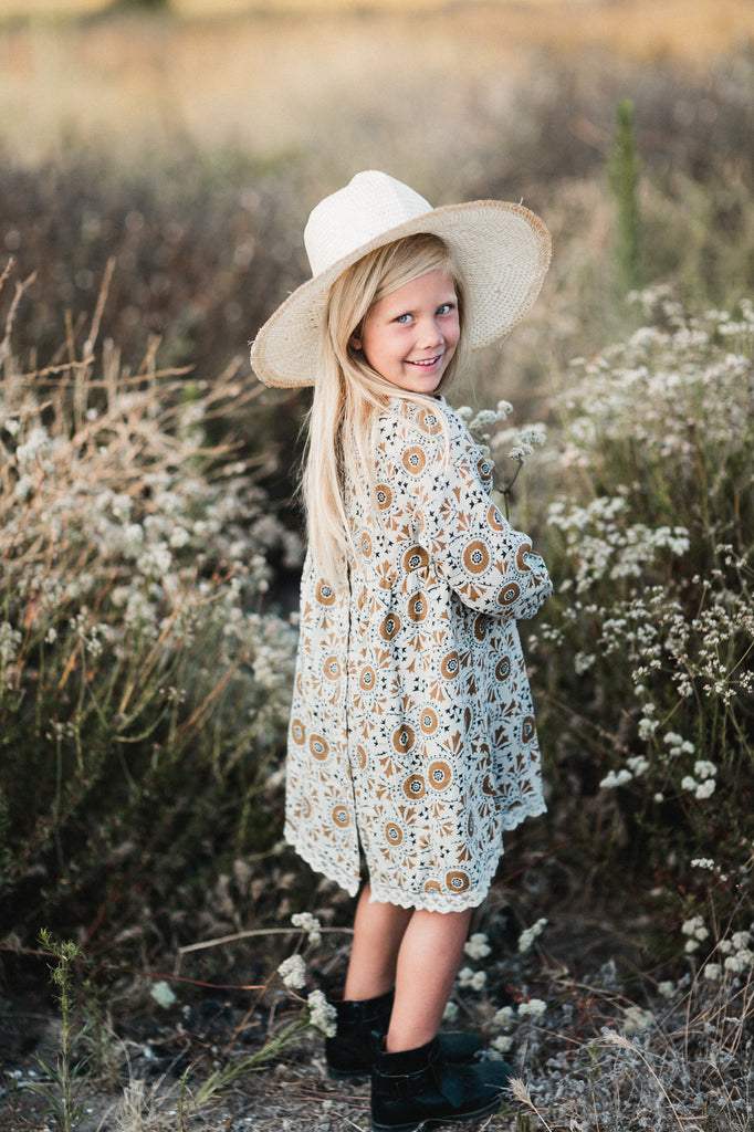 Rylee + Cru Alice Dress - Folklore