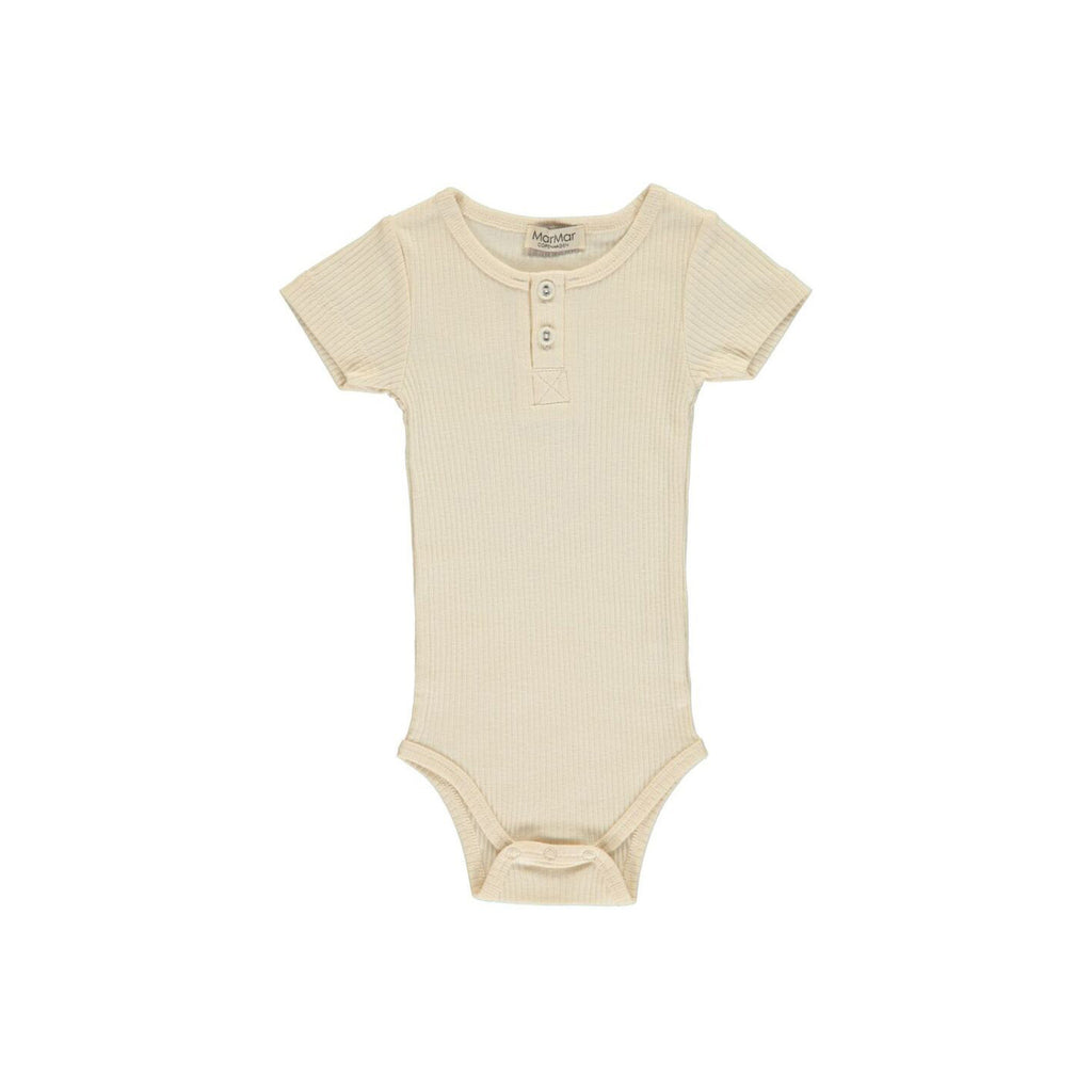 MarMar Copenhagen SS Body - Off White