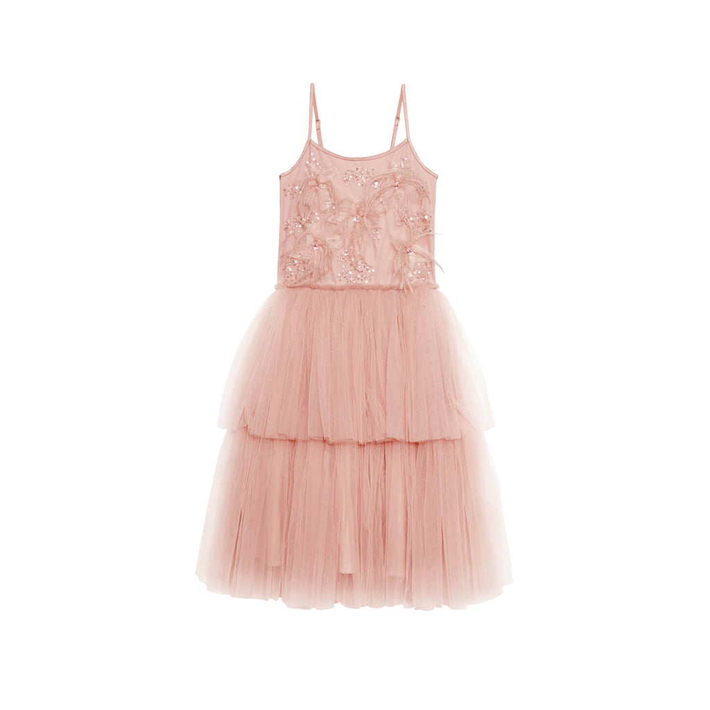 Tutu Du Monde Let Them Eat Cake Tutu Dress - Rose
