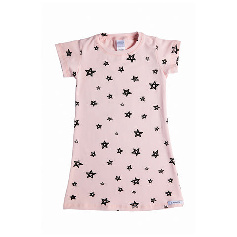 G.Nancy Avocado Star Long PJ Set