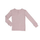 Minipop Denmark L/S T/Shirt - Dusty Rose