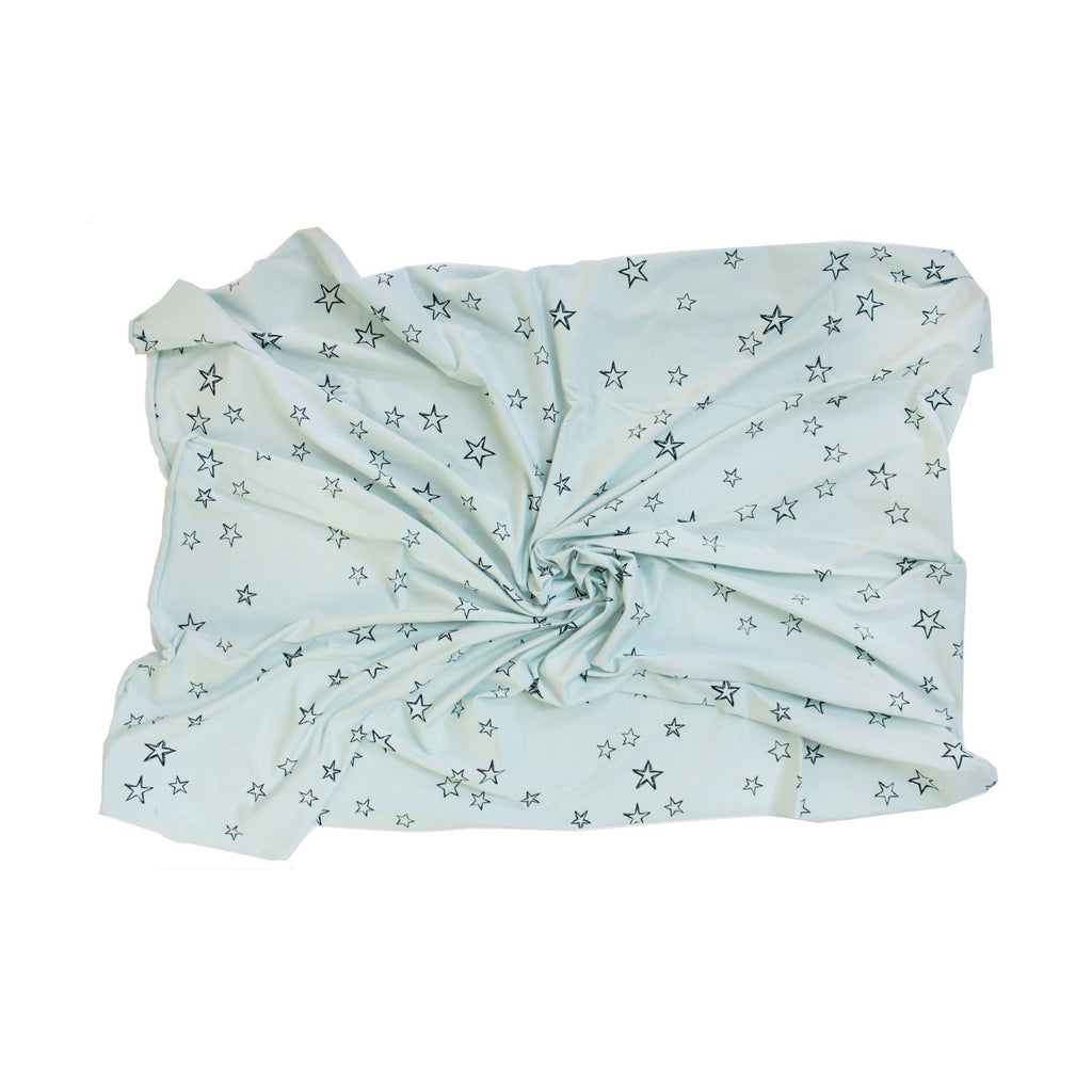 Burrow & Be Seafoam/Black Stars Wrap